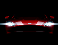 Aston Martin AM 310 Vanquish Fstorm Renderer
