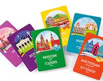 EL AL cards