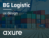 UX design :: logistics, проектирование сайта