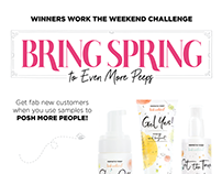 Bring Spring with Perfectly Posh