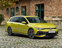 Volkswagen Golf Estate Clubsport & R