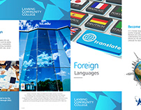 LCC Foreign Languages Brochure