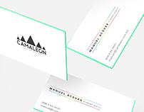 Camaleón - Casa de diseño
