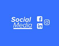 Social Media - Via Fly