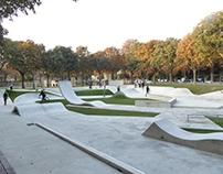 Skatepark - Châlons en Champagne (51)