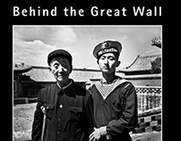"My new Book ""Behind the Great Wall"""