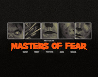 MASTERS OF FEAR - Horror Heroes Portraits