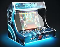 Bartop 3D - Tron Legacy