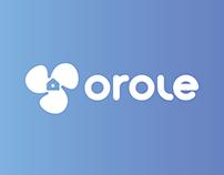 """OROLE"" logotipas"