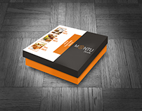 Packaging Box Mockup