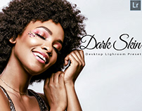 Dark Skin Desktop Lightroom Presets