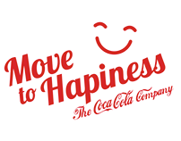 Move to hapiness (Coca-Cola street campaignimage)