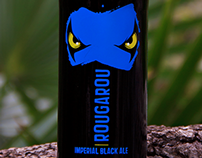 Tin Roof Brewing Rougarou Imperial Black Ale