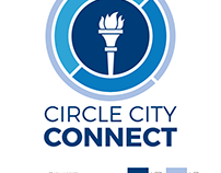 Circle City Connect Logo Design