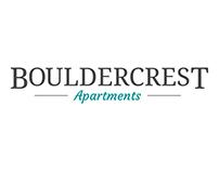 Logo Design - Bouldercrest Apartments