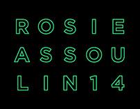 Rosie Assoulin Poster Series