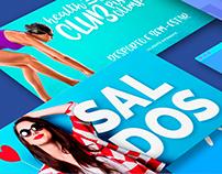 Palácio do gelo Shopping Website