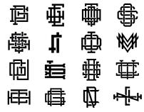 Monograms Design / 2018 / Vol.1