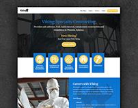 Viking Specialty Contracting - Website
