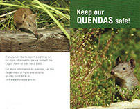 Keep our QUENDAS safe!