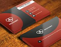 Modern Businesscard design