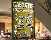 Affiches Concert Kanakole