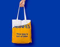 AB InBev + Efes rebranding conception