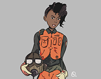 Character Design #348