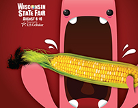 Wisconsin State Fair - Creative Concept