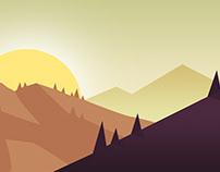Mountain : Illustration Compilation