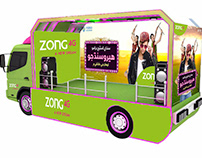 Float Design | Hero Punjab Da & Sindh jo | ZONG 4G