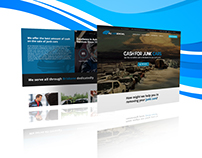 All Cars Removal (Website Design)