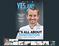"Digital magazine ""Yes,and"""