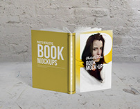 Book / Mockup / Photo Realistic 1