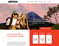 arenal backpackers