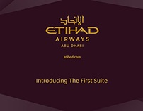 ETIHAD AIRLINE in flight promo