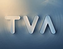 TVA TV channel Logo