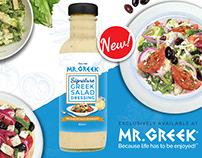 Mr. Greek Restaurants