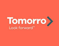 Brand Design, incl. Naming & Brand Identity for Tomorro