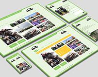 Solex en Zo responsive webdesign