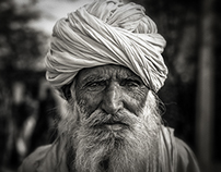 Portraits form India, part 1.