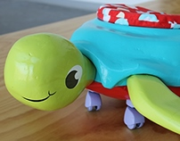 Fisher Price Tummy Turtle