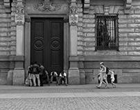 Milan, Italy. Street Photography