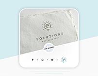 Solutions Entrepreneur - Entreprenuers logo