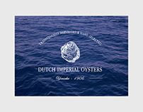 Dutch Imperial Oyster - Branding