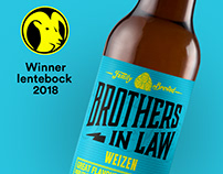 Brothers in Law Packaging