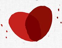 Chateau Musar Wine - Valentine Ads (2015)