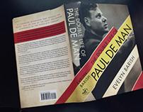 The Double Life of Paul De Man book jacket