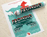 Frondio Event Poster