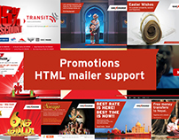 Promotions-HTML-Mailer-support